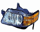 DEPO 317-1140L-USHD Replacement Driver Side Headlight Lens Housing (This product is an aftermarket product. It is not created or sold by the OE car company)