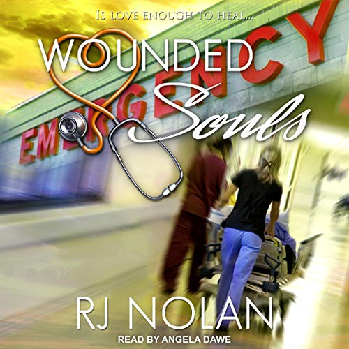 Wounded Souls audiobook cover art