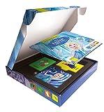 Frozen - Cuento con pictogramas / Editorial GEU / Facilita y fomenta la lectura / A partir de 3 años / Con tarjetas ilustradas en alta calidad