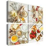 murando - Bilder Küche 60x60 cm Vlies Leinwandbild 4