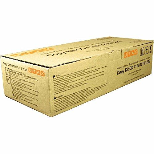 Utax Original 612210010 / CD1218, Premium Drucker-Kartusche, Schwarz, 15000 Seiten