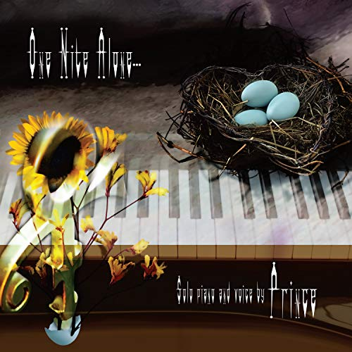 One Nite Alone...Solo Piano And Voice (Purple Vinyl)