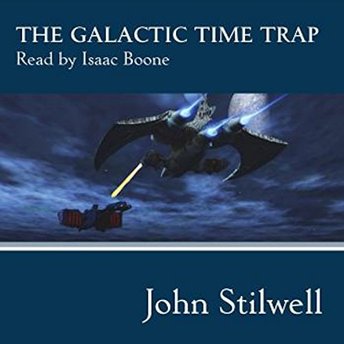 The Galactic Time Trap cover art