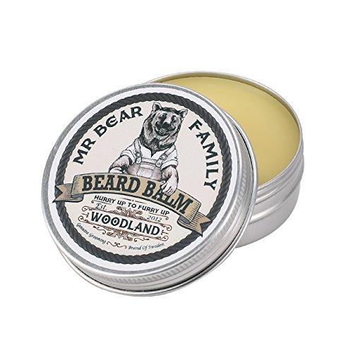 Mr. Bear Family Beard Balm Woodland Abbildung 3