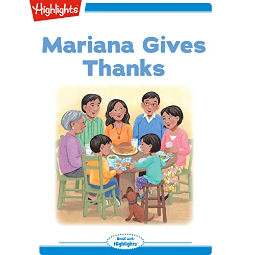 Mariana Gives Thanks copertina