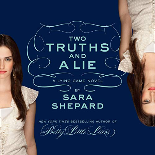 Couverture de Two Truths and a Lie