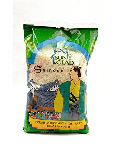 Shinode Japanischer Reis Klebreis Qualitätsreis Sushireis Rice 1 kg
