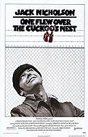 b直輸入、ポスター、米国版「カッコーの巣の上で」ジャック・ニコルソン