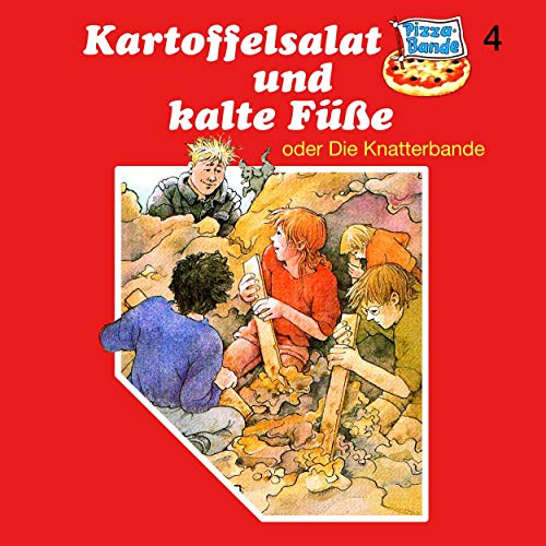 Kartoffelsalat und kalte Füße - oder: die Knatterbande     Pizzabande 4              By:                                                                                                                                 Tina Caspari                               Narrated by:                                                                                                                                 Ricci Hohlt,                                                                                        Frank Voggenreiter,                                                                                        Anja Frohwitter,                   and others                 Length: 48 mins     Not rated yet     Overall 0.0