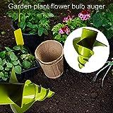 Chuanfeng Dacyflower-Blumenzwiebel-Bohrer für den Hausgarten, der Bohrer-Bohrer-Gartenpflanze pflanzt Imaginative