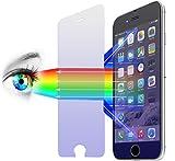 2 x PROTOMAX Schutzglas für Apple iPhone 6 | 6s (4,7 Zoll), Schutzfolie mit PROEYE Blaulichtfilter,...
