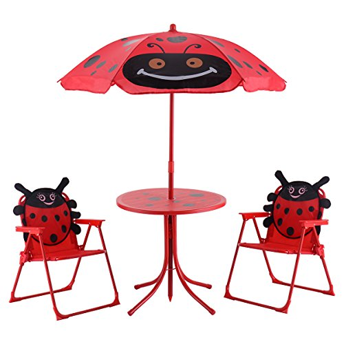 Kids' Outdoor Table & Chair Sets