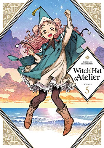 Witch Hat Atelier Vol. 5 (English Edition)