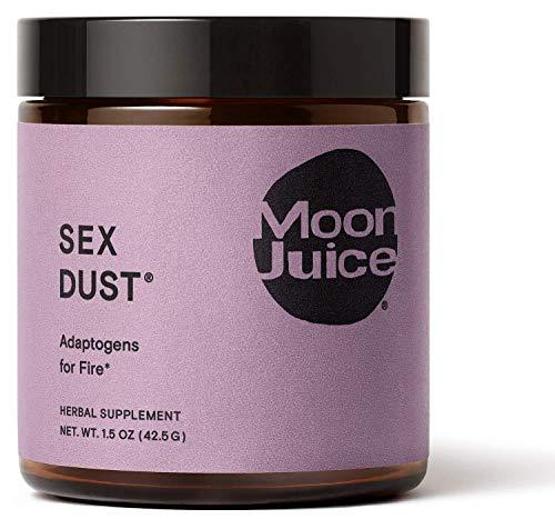 Moon Juice - Sex Dust - Libido Support & Hormonal...