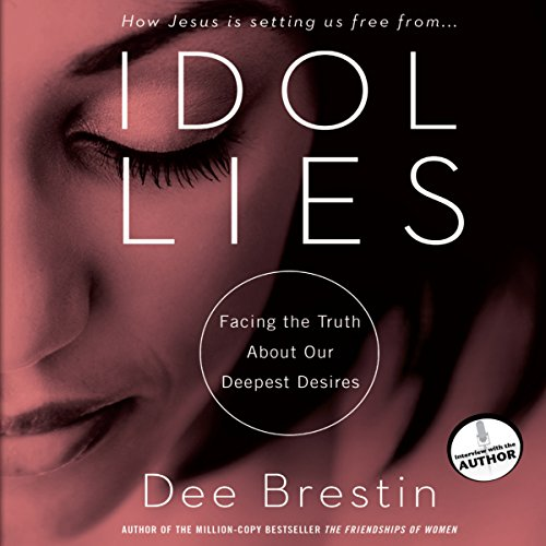 Idol Lies audiobook cover art