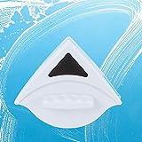 limpiacristales magnetico para ventana de espesor rango 5-12MM diseño triangular magnético limpiador de ventanas para gran altura con buena succión ventana de un solo acristalamiento