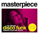 Masterpiece The Ultimate Disco Funk Collection...