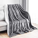 Electric Heated Blanket Full Size 72'x84' Flannel & Shu Velveteen Reversible for Whole Body Warming, ETL and FCC Certification Fast Heating with 4 Heating Levels & 10 Hours Auto Off, Machine Washable