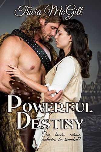 Book: Powerful Destiny by Tricia McGill