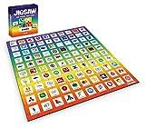 JIQSAW Quiz Logos, 2-Games-in-1, Jigsaw Puzzle +...
