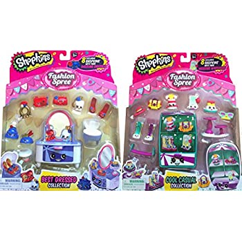 Shopkins Once You Can't Stop Rare Collection | Shopkin.Toys - Image 1