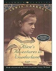 Alice's Adventures in Wonderland (Aladdin Classics) (English Edition)