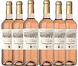 Collines Antiques AOC Bordeaux Rosé, 2018, (6 x