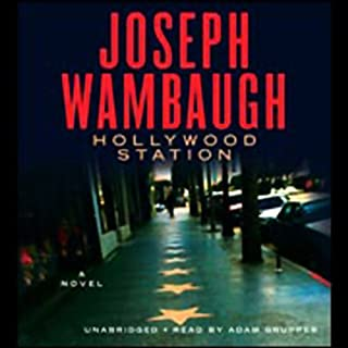 Hollywood Station audiobook cover art