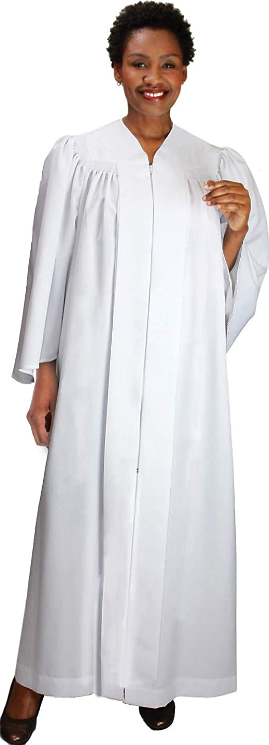 Bat Wing Sleeve Baptismal Robe   for Choir, Church, College or High School Group Function   RR9081