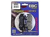 EBC SFA323 - Pastillas de Freno compatibles con Hon-da SH 125 150 i (2005-2011) SH 125 150 Scooby (2001-2009)