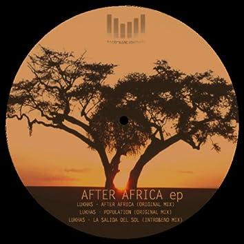 After Afica - EP