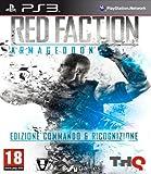 THQ Red Faction Armageddon - Commando & Recon Edition, PS3 - Juego (PS3, PlayStation 3, Shooter, M (Maduro))
