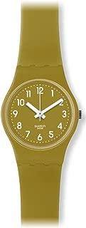 Swatch Originals Green Trace Green Dial Women's watch #LG122C