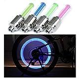 LED Blitzlicht Reifen Reifen Ventilkappen, LED...