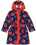 Marvel Spider-Man Dressing Gown Boys Kids Cosplay Pyjamas Robe 8-9 Years