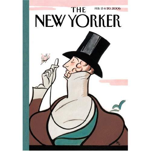The New Yorker (Feb. 13 & 20, 2006) - Part 1 cover art