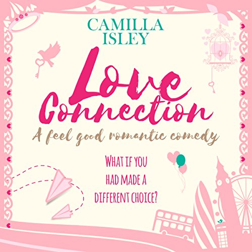 Love Connection audiobook cover art