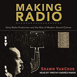 Making Radio cover art