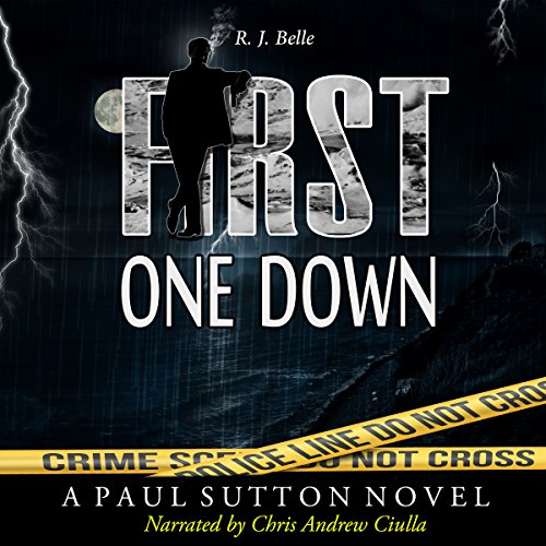 First One Down audiobook cover art