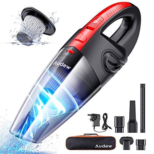 Audew Handheld Vacuums Cordless,...