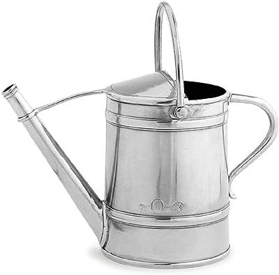"Arte Italica Peltro Pewter 12"" Watering Can"