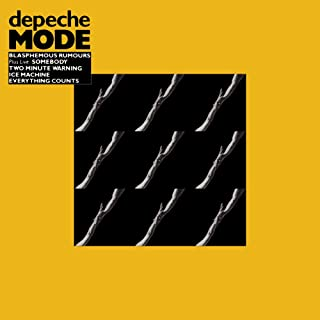 Blasphemous Rumours / Somebody & Two Minute Warning & Ice Machine & Everything Counts - Depeche Mode - UK Pressing [12