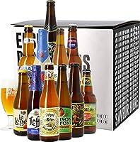 Un coffret de 11 bières blondes ! Vous préférez les bières blondes à toutes les autres ? Ne cherchez pas plus loin, ce Coffret Bières Blondes est fait pour vous. Il reprend 11 bières de différentes brasseries, mêlant qualité et originalité. Il peut a...