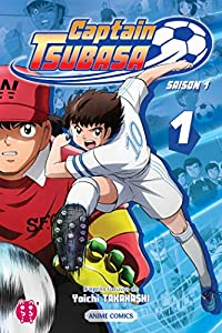 Captain Tsubasa - Saison 1 Edition simple Tome 1