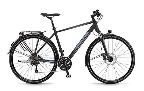 Ohio Herren 28 Zoll 30-G LX 16 Staiger schwarz/blau matt (60)