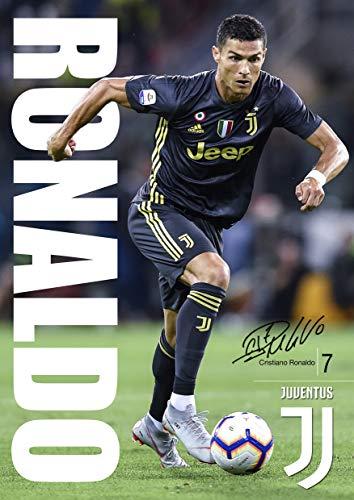 Ronaldo Poster Nr. 54 signiert (Copy) – Cristiano Ronaldo 2018 A3, 420 mm x 297 mm