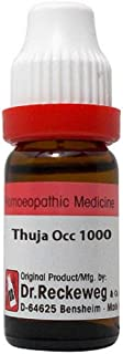 Dr. Reckeweg Homeopathy Thuja occidentalis (11 ML) (Select Potency) by Exportmall (200 CH)