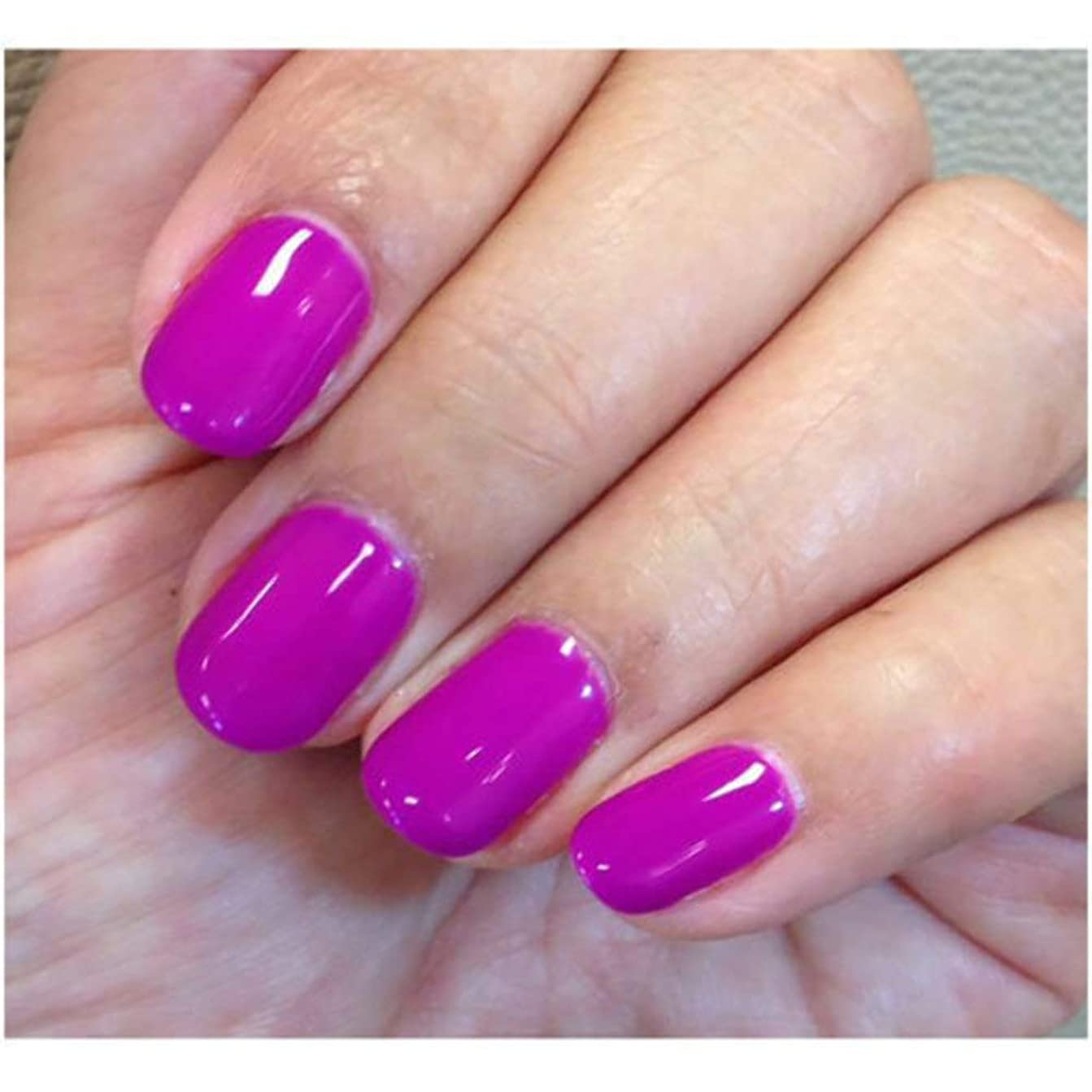 包囲事実上酔っ払いHarmony Gelish Gel Polish - Tahiti Hottie - 0.5oz / 15ml