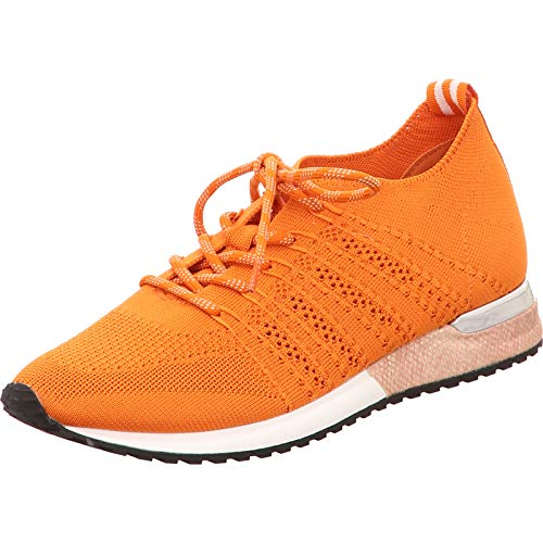 La Strada 1802649 - dames schoenen vrijetijdsschoenen - 4534-lt-oranje-ktd