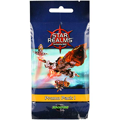 ADC Blackfire Entertainment Star Realms - Promo Pack I Erweiterung (deutsch)